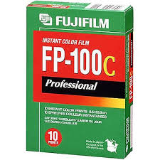Fuji's Version of Color Pack Film