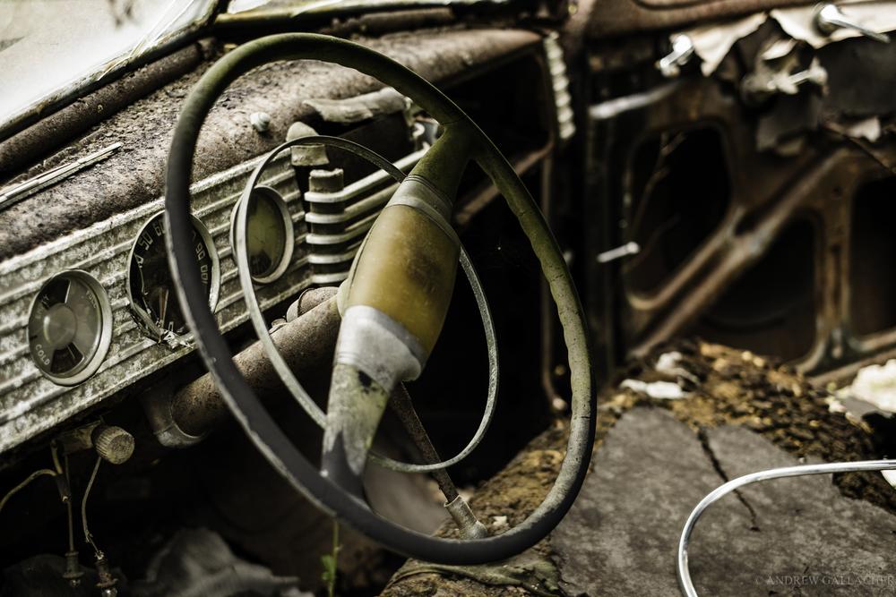 Panhandle wreck, Florida