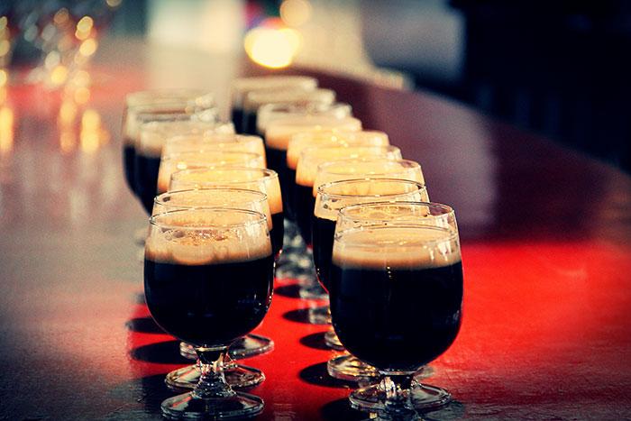 New Belgium line of beers