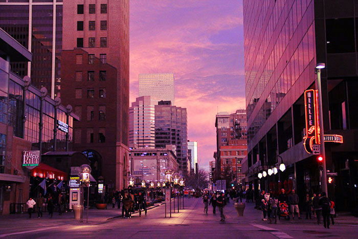 downtown Denver photography