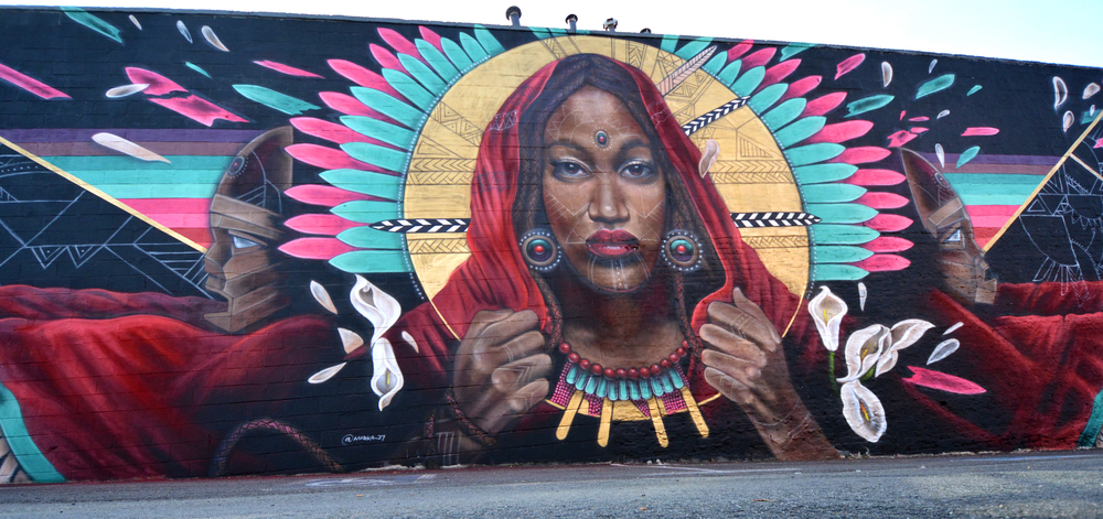 Richmond Mural Project 2016