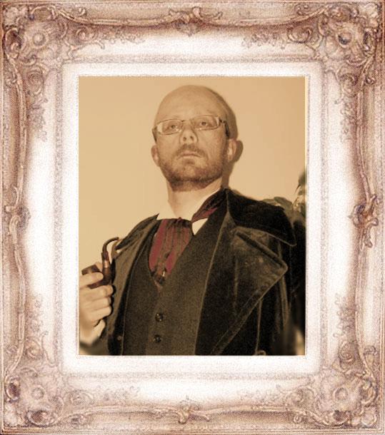 Principal Lecturer David Gerrard
