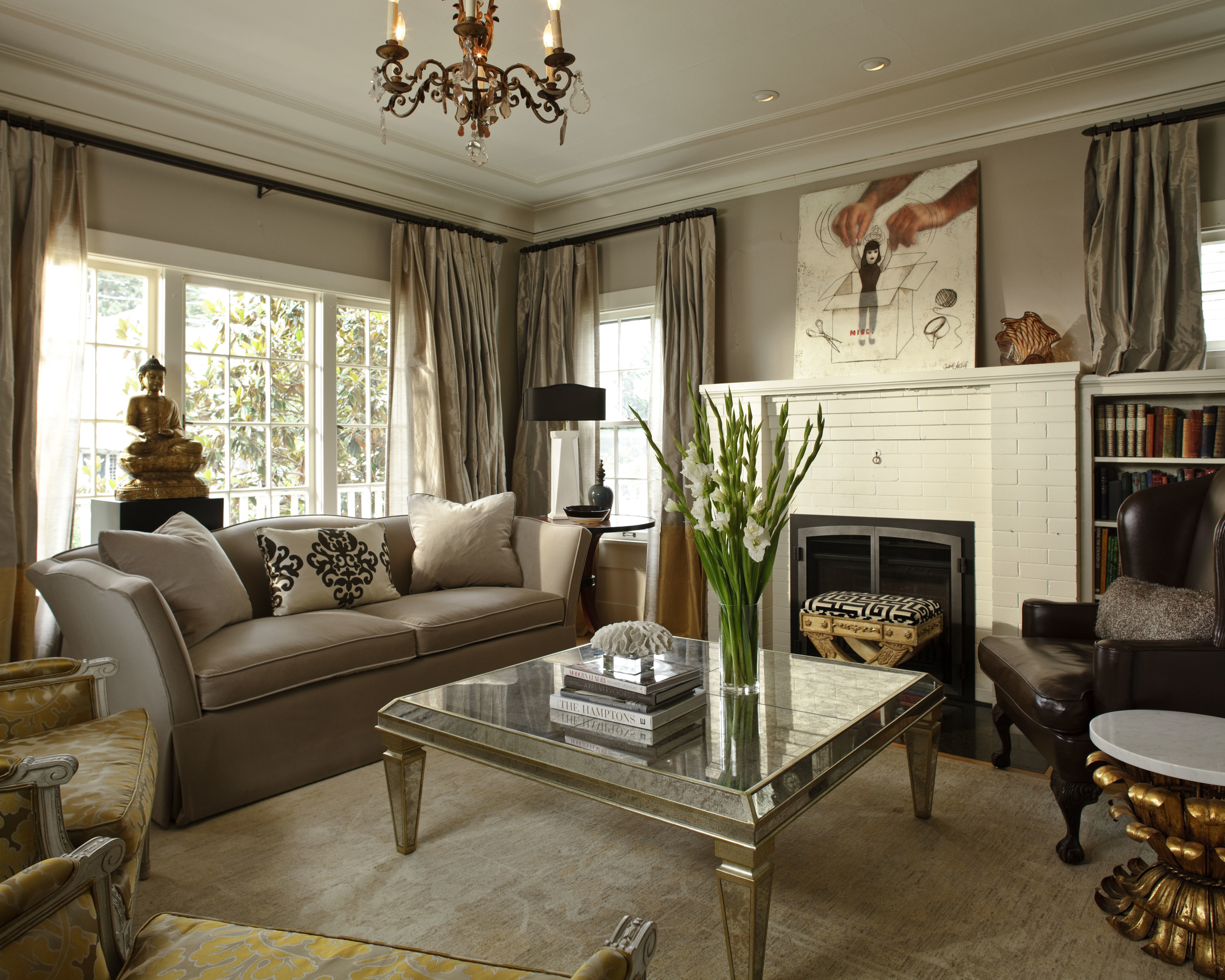metallic living room interior prepossessing 22 living rooms with
