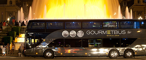 Photo Credit: Gourmet Bus