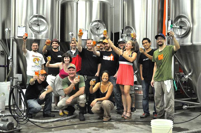 LA Beer Week Committee. Photo Credit: LABeerWeek.com