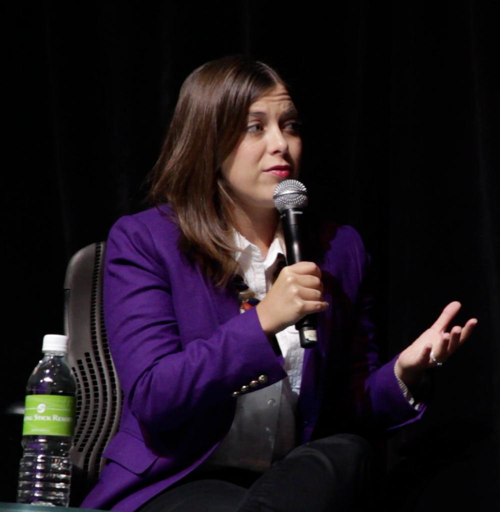 Tressie Lieberman, Taco Bell's Director of Digital & Social Marketing