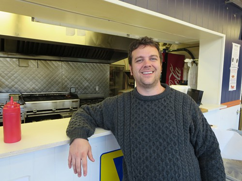Foodable WebTV Network | Pictured: Brendan O'Connor | Photo Credit: Michael Gebert//Chicago Reader