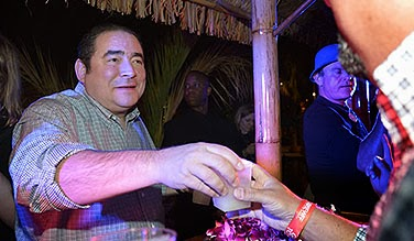 Sammy's Beach Bar Rum and Cabo Wabo present Emeril Lagasse and Sammy Hagar's Rockin' Beach Party | Photo Credit: SBWFF