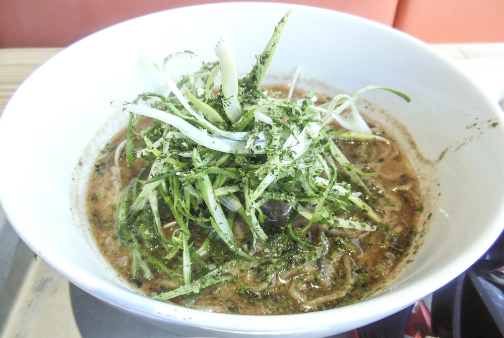 Mazeman Ramen at Ivan Ramen Slurp Shop | Foodable WebTV Network