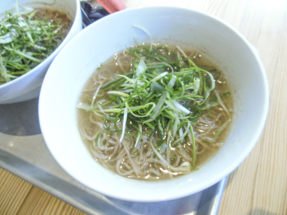 Shio Ramen at Ivan Ramen Slurp Shop | Foodable WebTV Network