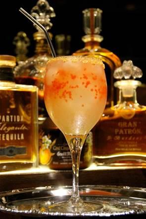 The Benjamin Margarita | Credit: Red O