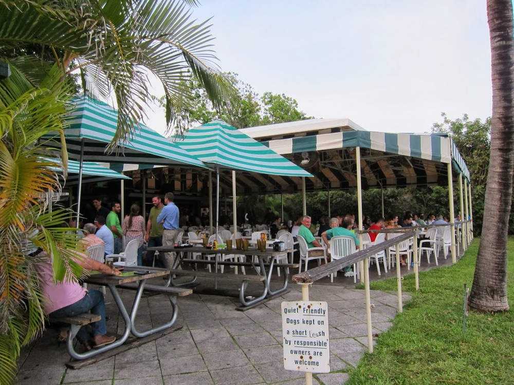 Scotty's Landing, Coconut Grove