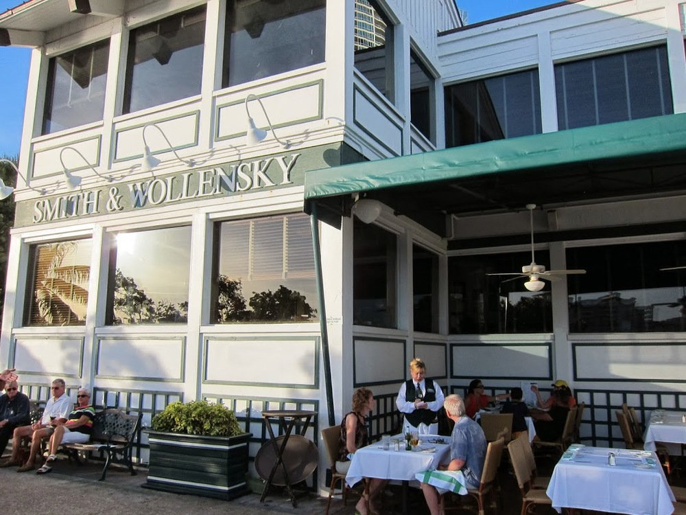 Smith & Wollensky, Miami Beach