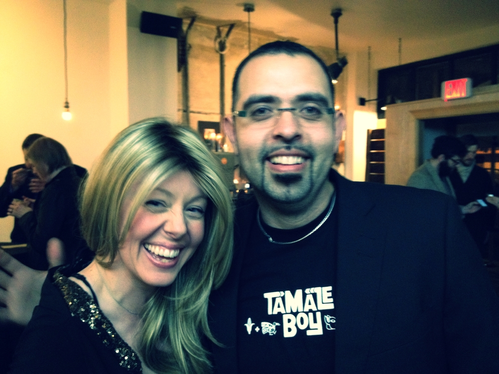 Shannon Pratuch and Jaime Soltero, Tamale Boy Media Preview | Foodable WebTV Network