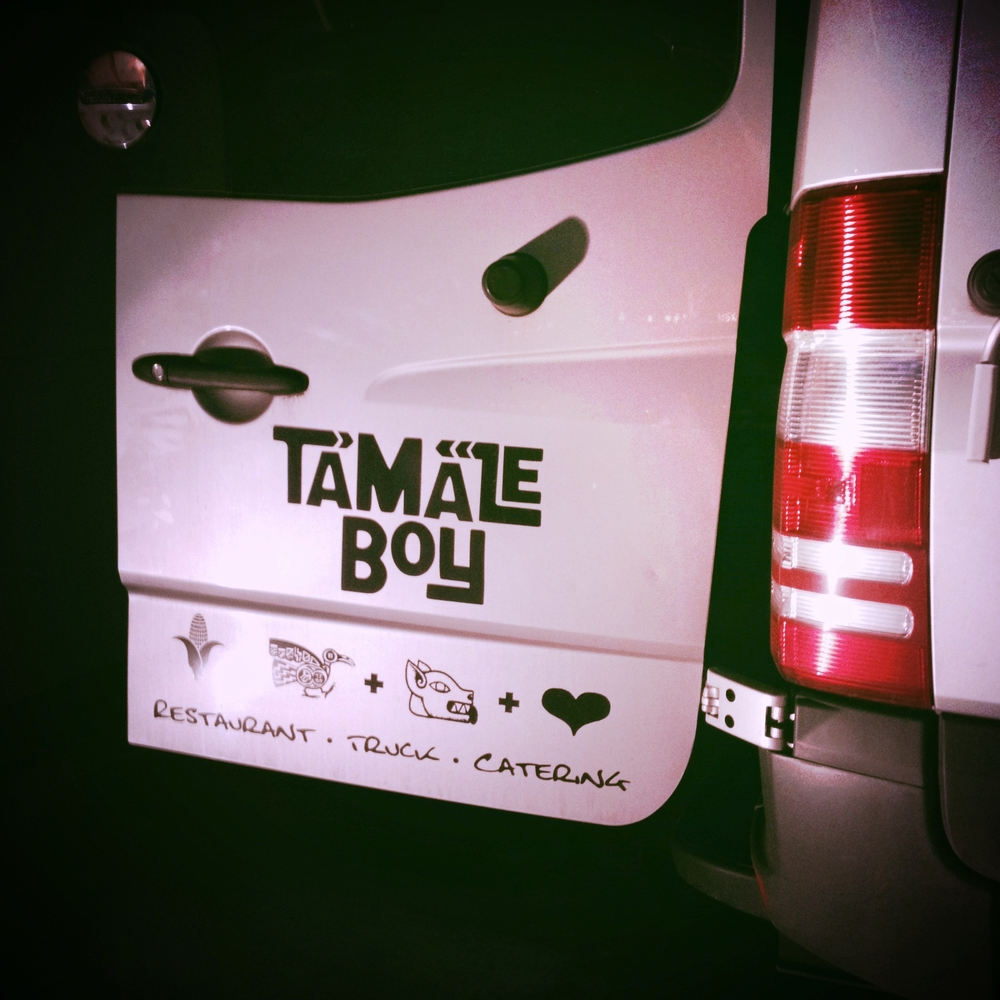 Tamale Boy | Foodable WebTV Network