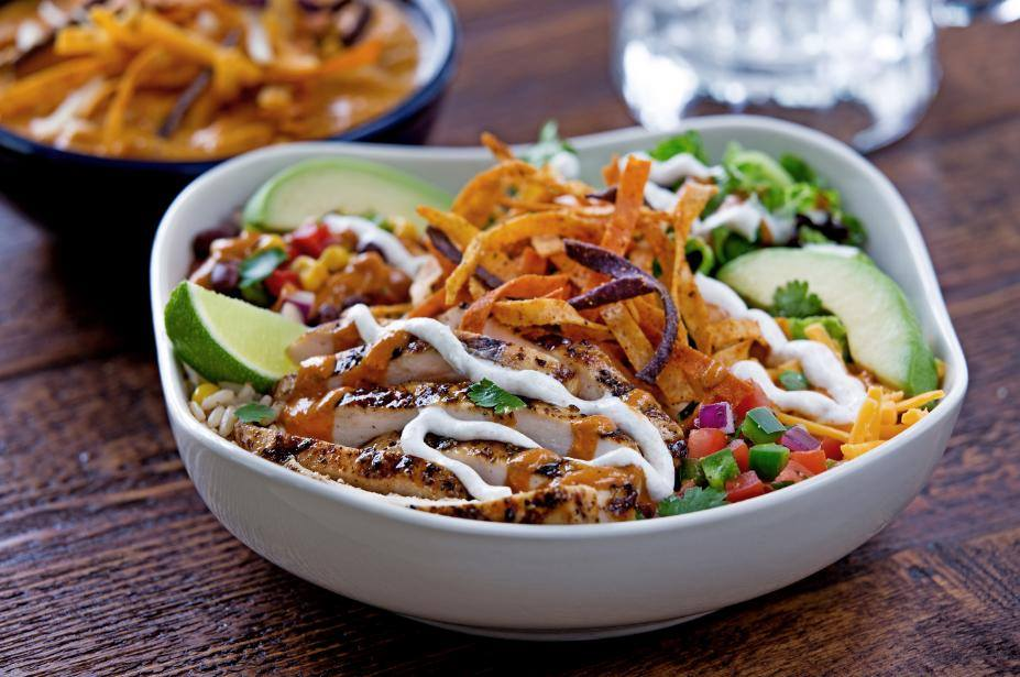 Chili's New Fresh Mex Bowls | Photo Credit: Facebook