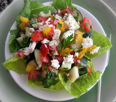 Eat Greek's Traditional Greek Salad