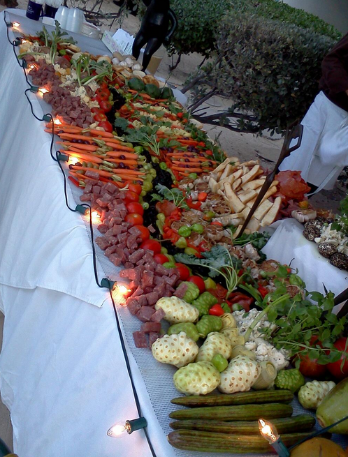 Taste of St. Croix Presentation  | Photo Credit: Twitter/@DailyBlender