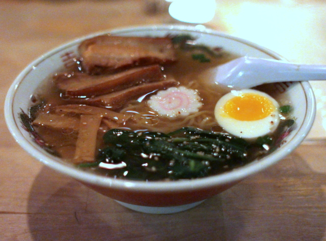 TON TON Ramen at Octane  | Photo Credit: Eat It, Atlanta