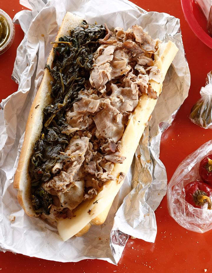 John's Roast Pork | Photo Credit: Jason Varney//Visit Philadelphia