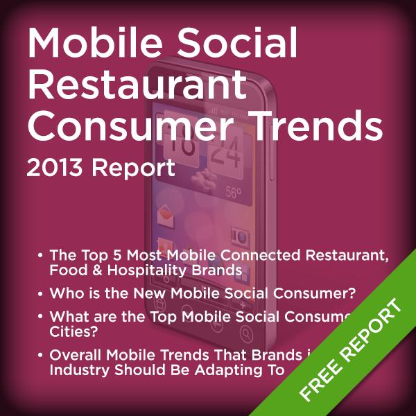 2013 Mobile Social Consumer Report