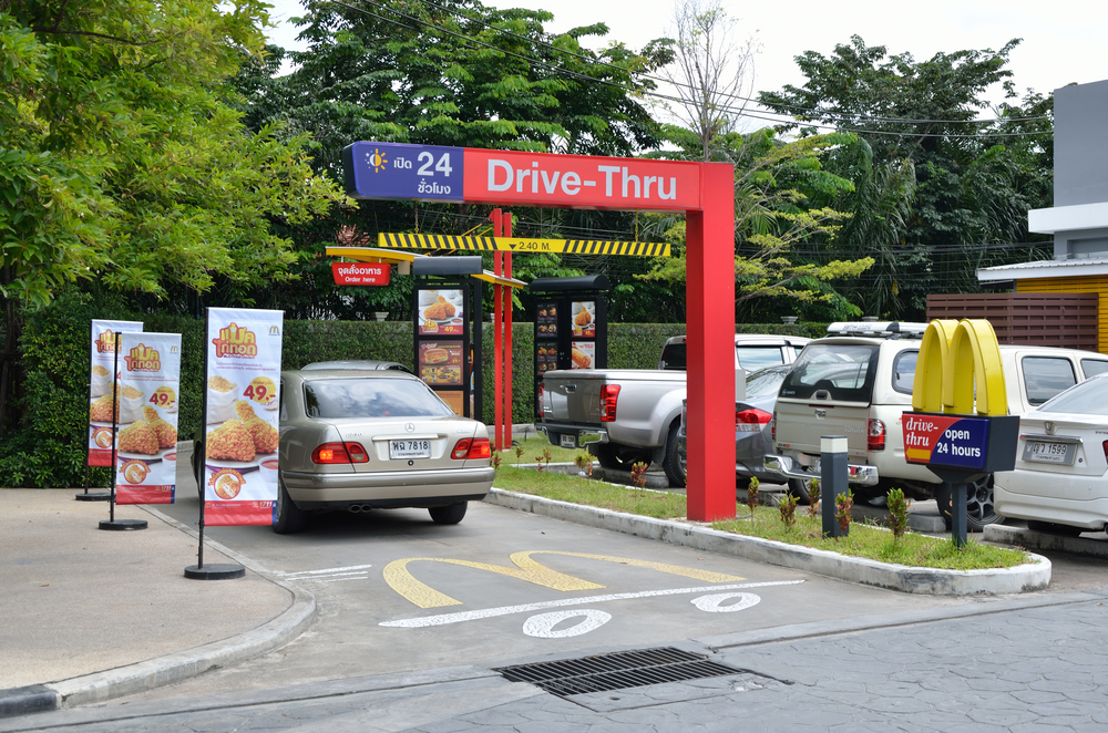Will Ipad Based Tech Improve The Drive Thru Experience At