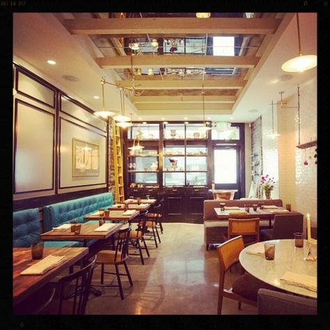 Maude Restaurant | Credit: Instagram, mauderestaurant