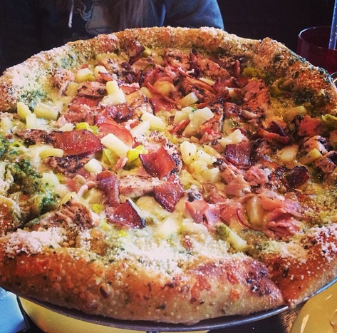 Photo Credit: Instagram, Mellow Mushroom Ft. Lauderdale