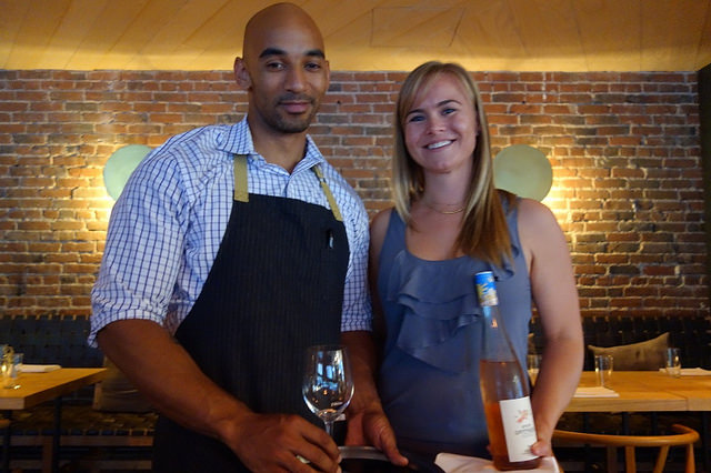 Wine Director Michael Nemcik and Sommelier Wendy Shoemaker | Foodable Network