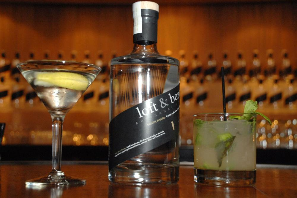 Loft & Bear Artisanal Vodka  | Credit: Loft & Bear