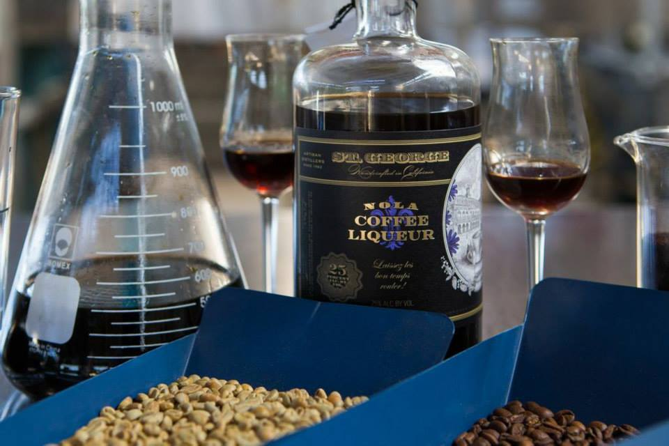 St. George NOLA Coffee Liqueur  | Credit: Randy Ashley