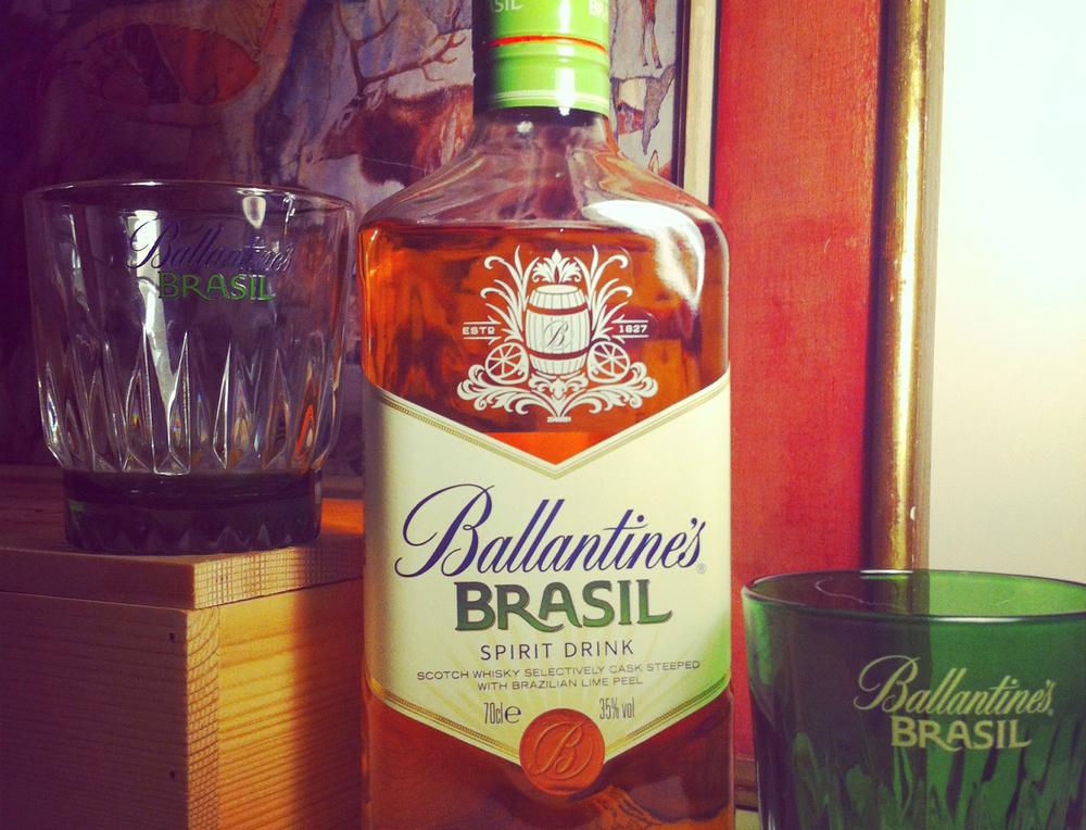 Credit: Ballentine's Brasil