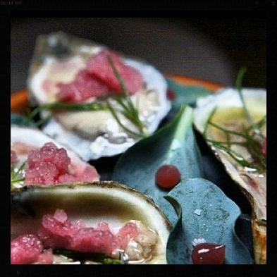 Oyster Dish, Ink.  | Instagram, anthony_evan