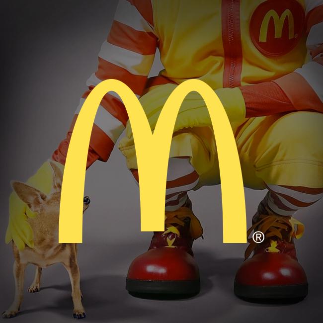 #3 McDonald's
