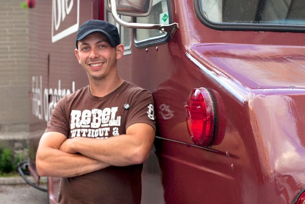 Matt Basile  | Credit: postcity.com