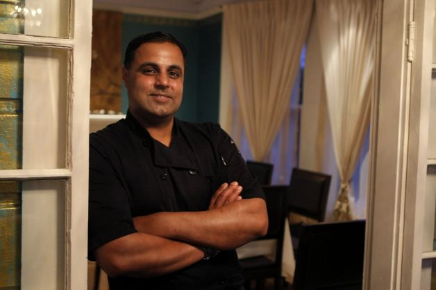 Sachin Chopra, Game Restaurant | Credit: Thomas Levinson, The SF Chronicle