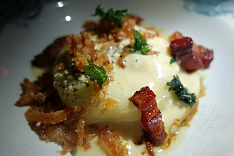 Bacon & Eggs at Maude | FOODABLE WEBTV NETWORK