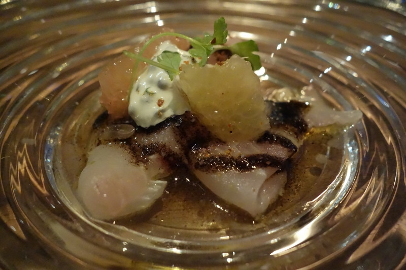 Kanpachi at Orsa & Winston | FOODABLE WEBTV NETWORK