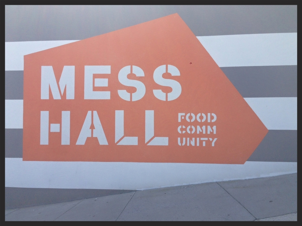 Exterior of Mess Hall in DC | FOODABLE WEBTV NETWORK