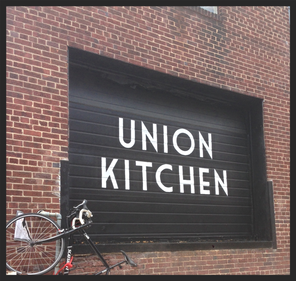 Exterior of Union Kitchen in DC | FOODABLE WEBTV NETWORK