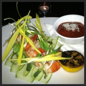 Velvet Room Dish | YELP, Lupe A.