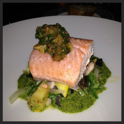 Fish of the day at Le Pigeon | YELP, Rachel H.