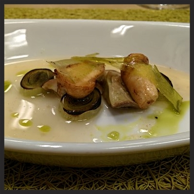 MatsutakeMushrooms at Holdfast Dining  | YELP, Melvin T.