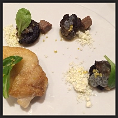 Monkfish and escargot at Journeyman | YELP, Carrie L.