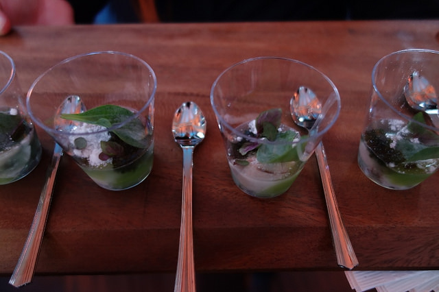 Oyster, Coconut & Wheatgrass | Foodable WebTV Network