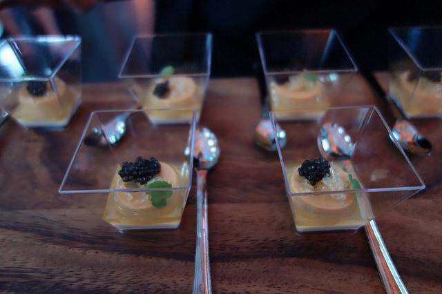 Uni, Licorice & Caviar| Foodable WebTV Network