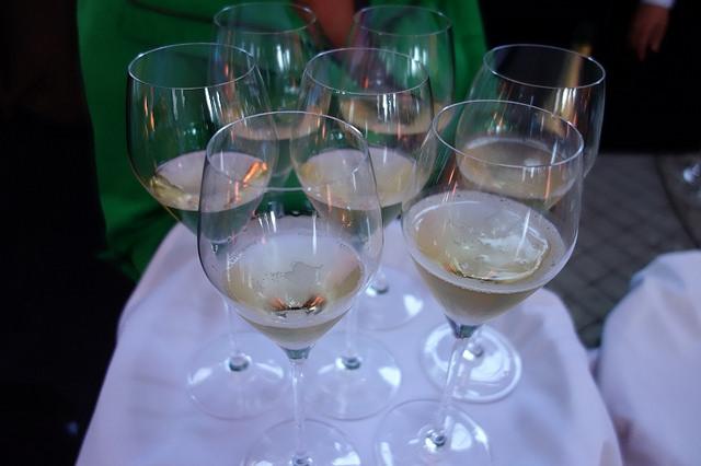 Champagne Krug Grand Cuvee| Foodable WebTV Network