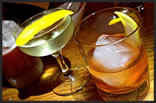 Cocktails at Tipple & Brine | FOODABLE WEBTV NETWORK