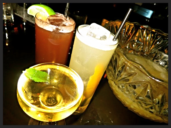 Cocktails at Tunnel Bar | FOODABLE WEBTV NETWORK