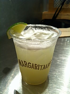 "Patron ""Mararitaaaah"" at Chipotle  